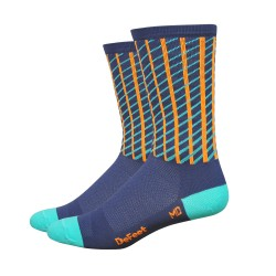 DeFeet Aireator 6 inches Net High Rouleur socks