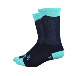 Chaussettes DeFeet Ridge Supply Double Gap