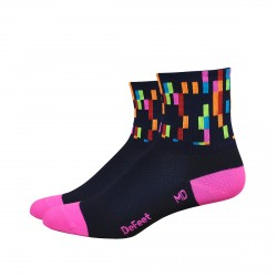 DeFeet Aireator Pixel navy blue