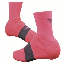 Defeet Slisptream SL Flamingo Pink oversocks