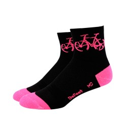 Chaussettes DeFeet Aireator Townie 3 pouces