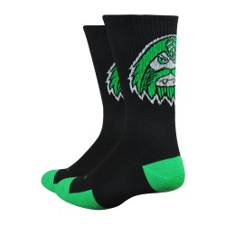 Chaussettes Defeet Levitator trail Big Foot' Face