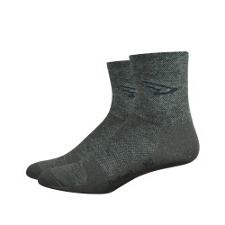 Chaussette Defeet Wooleator Comp Loden 3 pouces