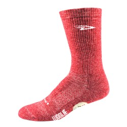 Defeet woolie boolie 6 inches red