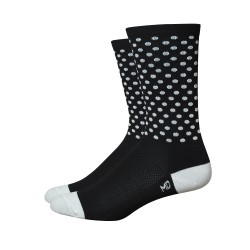 Chaussettes DeFeet Volar Sweet Polka