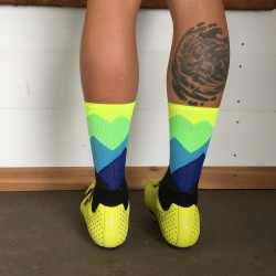 Chaussettes DeFeet Ridge Supply The Alpine - Roaming