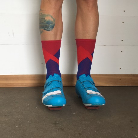 Chaussettes DeFeet Ridge Supply The Alpine Arsenal