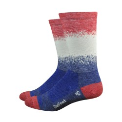 Chaussette Defeet Wooleator Fade 6 pouces