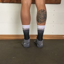 Chaussettes DeFeet Ridge Supply Skyline Urban Camo