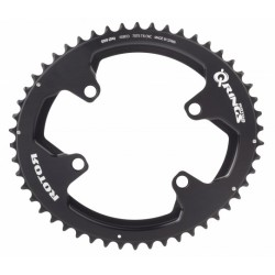 Rotor QRings ovalized chainrings for Shimano 6800 /R8000 and DA 9000/9100 34,36,39,42,44,50,52,53,54,55T