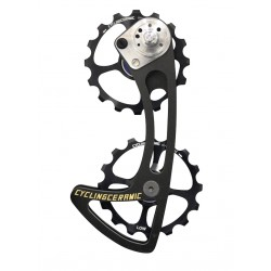 Chape carbone CyclingCeramic ODC System Sram