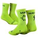 Chaussettes Defeet Aireator Hi-Top 6 pouces Sako7 Max watts