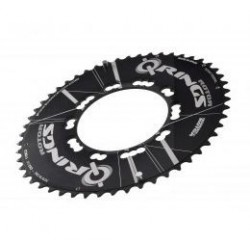 Grand plateau Rotor Q Ring Aéro compact 110 (50,52,53,54,55,56)
