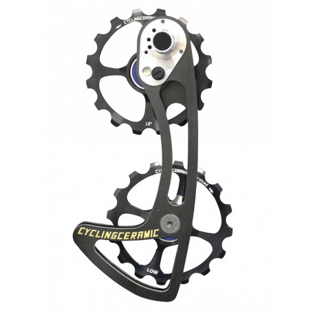 Chape carbone CyclingCeramic ODC System Shimano 9100/R8000