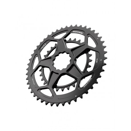 Rotor 46/30 spidering for 3d+, Flow or 3d30 cranks