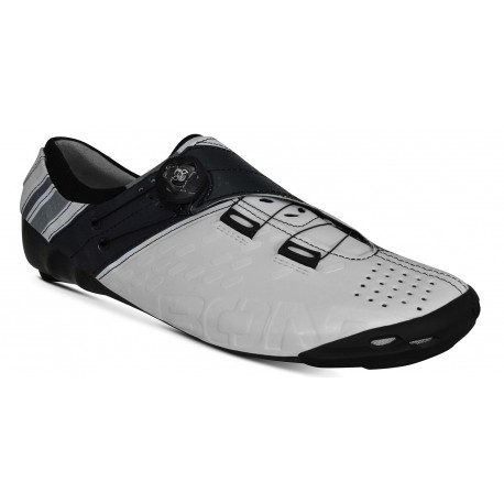 Bont Helix cycling shoes white