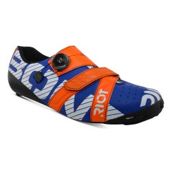Bont Riot + Midnight/Mega Crimson