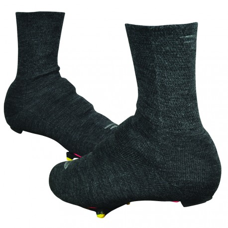 Couvre Chaussures DeFeet Strada Laine