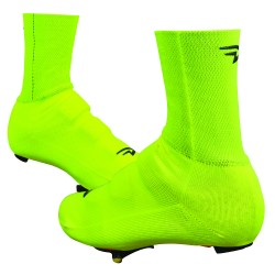Couvre Chaussures DeFeet Strada Jaune fluo