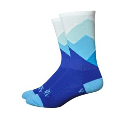 Chaussettes DeFeet Ridge Supply, the Alpine