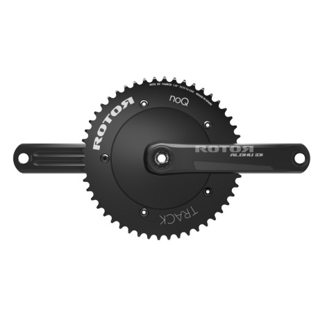 Rotor Aldhu track crankset (150,155,160,165,170,172,5,175mm available)