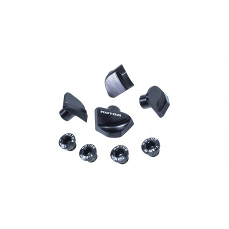 Rotor cover bolts for Shimano 4 holes cranks
