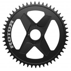 Rotor Direct Mount round chainring NOQ 1* single chainring mount spidering 38-40-42-44-46-50-52-54T