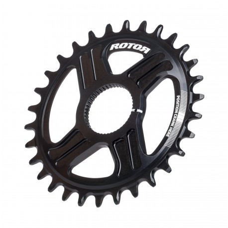 Plateau Rotor VTT Direct Mount route rond