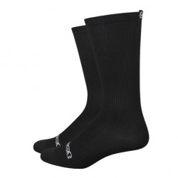 DeFeet Disruptor black aero socks