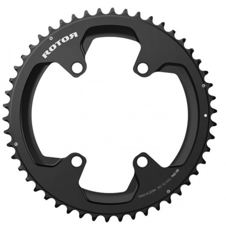 Rotor NOQ chainring for Aldhu, Shimano R8000 and DA 9100