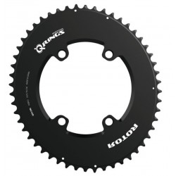 Rotor QRings chainrings for Shimano R8000 and DA 9100
