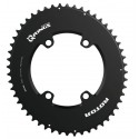 Rotor AERO QRings ovalized chainrings for Shimano 6800 /R8000 and DA 9000/9100 34,36,39,42,44,50,52,53,54T