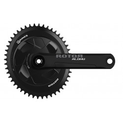 Rotor Aldhu AERO Spider Mount crankset kit 24 or 30mm