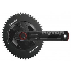 Rotor 2Inpower Spider Mount powermeter crankset DM
