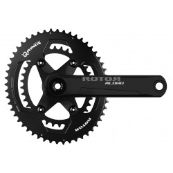 Rotor Aldhu Spider Mount crankset kit 24 or 30mm