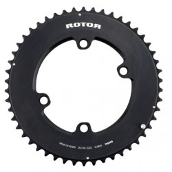 Rotor NOQ AERO chainring for Aldhu, Shimano 6800/R8000 and DA 9000/9100 34,36,39,42,44,50,52,53,54,56,58T