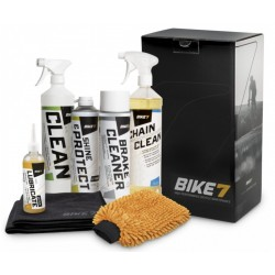 Bike7 Carepack oil cleaning kit