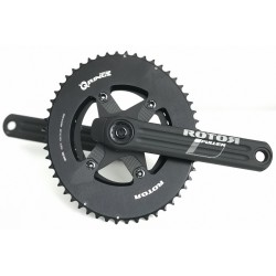 Rotor Inpower 3d+ SpiderMount crankset/powermeter 165/170/172,5/175mm