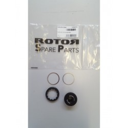 Rotor crank arm centerbolt for Aldhu/Vegast 24mm NDS