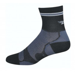 DeFeet Levitator lite Black/Graphite 3'