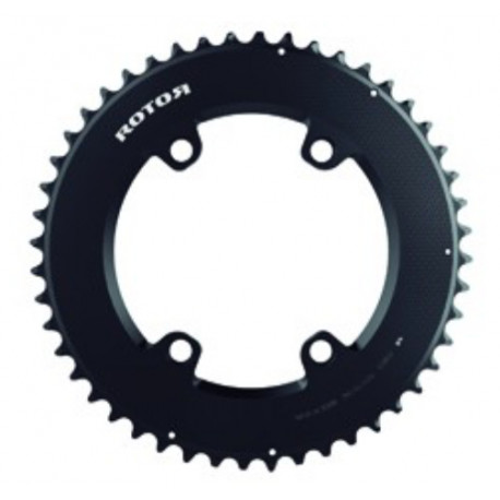 Rotor NOQ round chainring for Sram AXS (35,37,48,50) 12S
