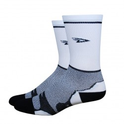 Defeet Levitator Lite Stripe white