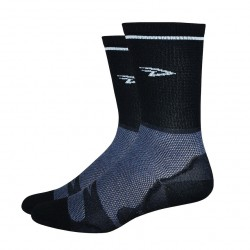 Defeet Levitator Lite Stripe black