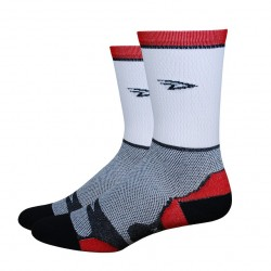 Defeet Levitator Lite Stripe red
