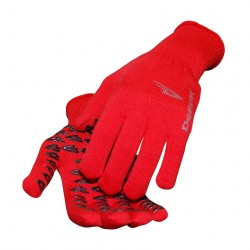 Defeet Duragloves red