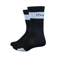 Chaussettes Defeet Cyclismo Trico noir