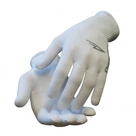 Defeet handskins white