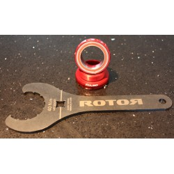 Rotor ITA30 bearings (ceramic)