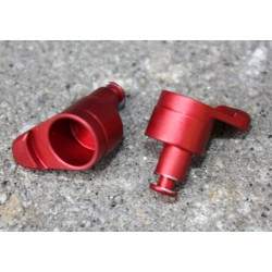 Ciamillo aluminum quick release red 2014