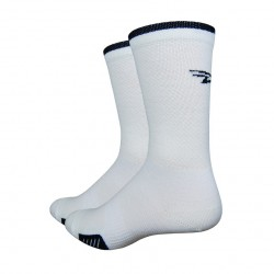 Defeet cyclismo wool charcoal, pink